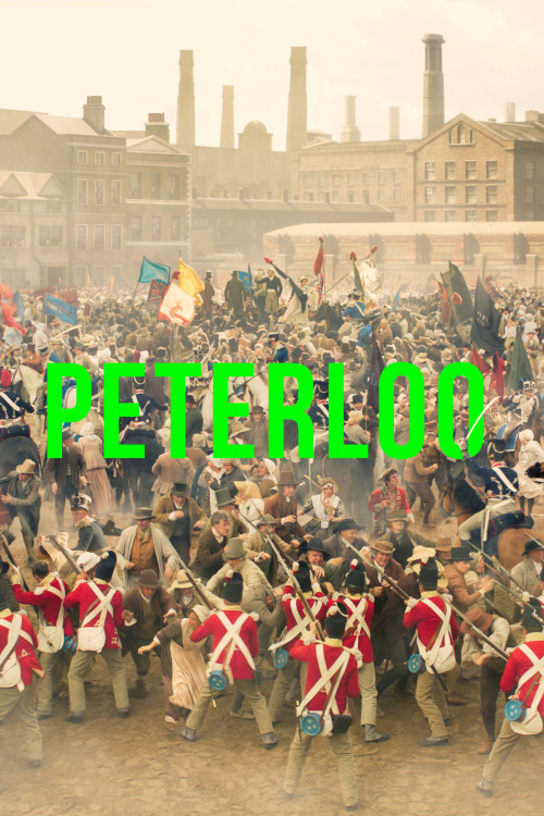 peterloo cover image