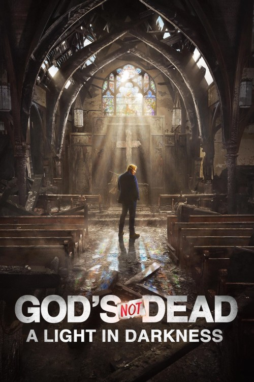 god's not dead: a light in darkness cover image