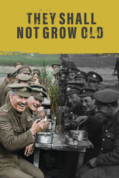 they shall not grow old cover image